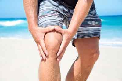 1. Dor no joelho