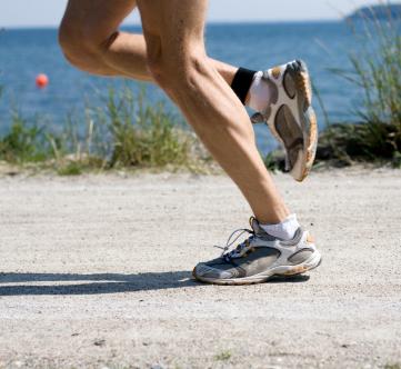A palmilha para corredores tem uma função importante que auxilia na melhor prática de exercícios.