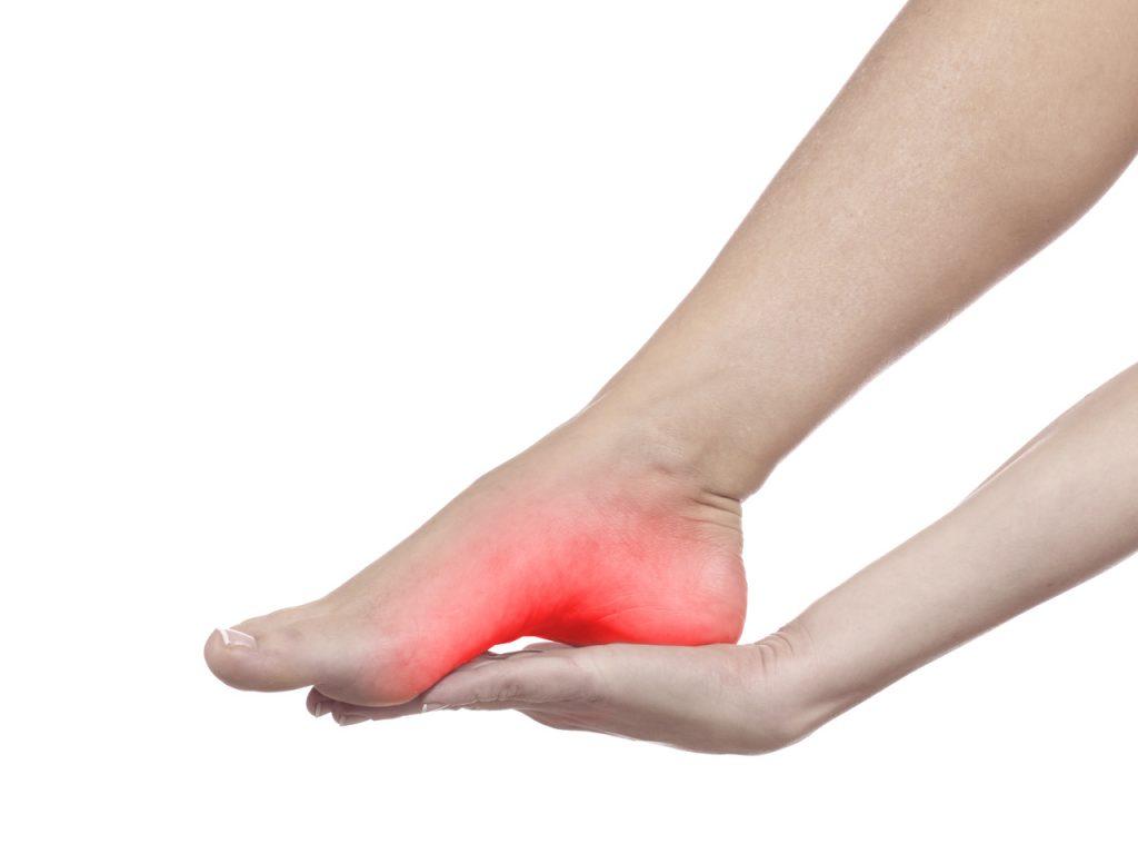 Palmilhas ortopédicas para dores