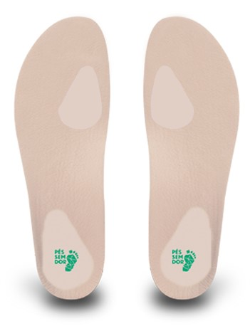 Palmilhas ortopédicas para esportistas